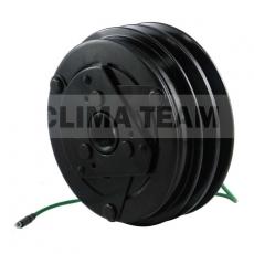 Sprzęgło kompletne do sprężarki DELPHI V5 132mm/2A/ 24V